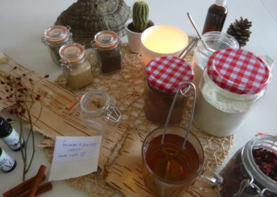 Natural self-care – DIY workshop